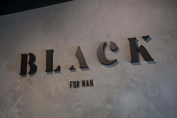 Black For Man