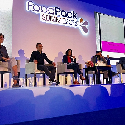Conferencia Food Pack Summit. Mexico septiembre 2018