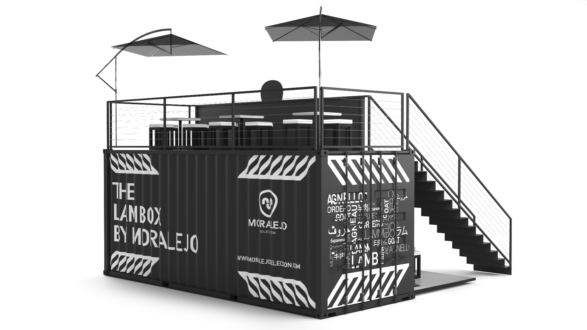 Container / Stand Moralejo